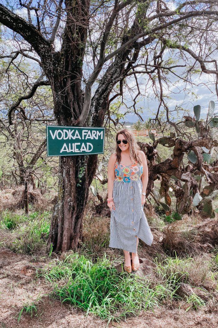 Upcountry Maui Tour